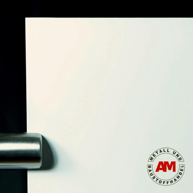 RAL 9010 Reinweiß Aluminiumblech