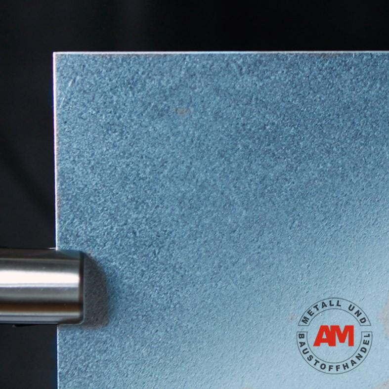 Stahl verzinkt Glattblech