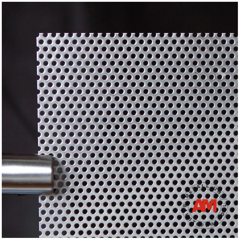 BUCHERT Aluminium-Lochblech Maß-Zuschnitte Größe wählbar Rv 3-5 // 1,5 mm