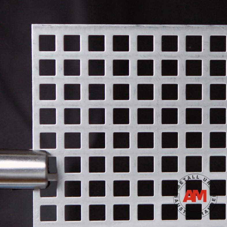 V2A Qg 10-15 K240 geschliffen