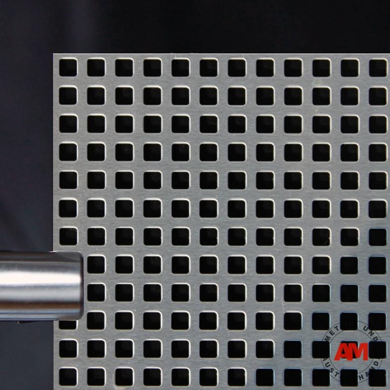 V2A Qg 5-8 K240 geschliffen