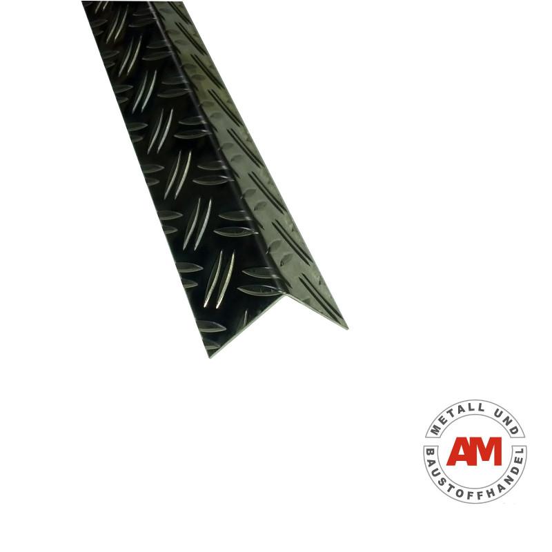 Aluminium Riffel Winkel Duett