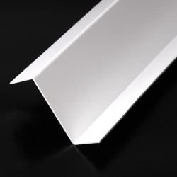 Edelstahl Z-Profil K240 geschliffen