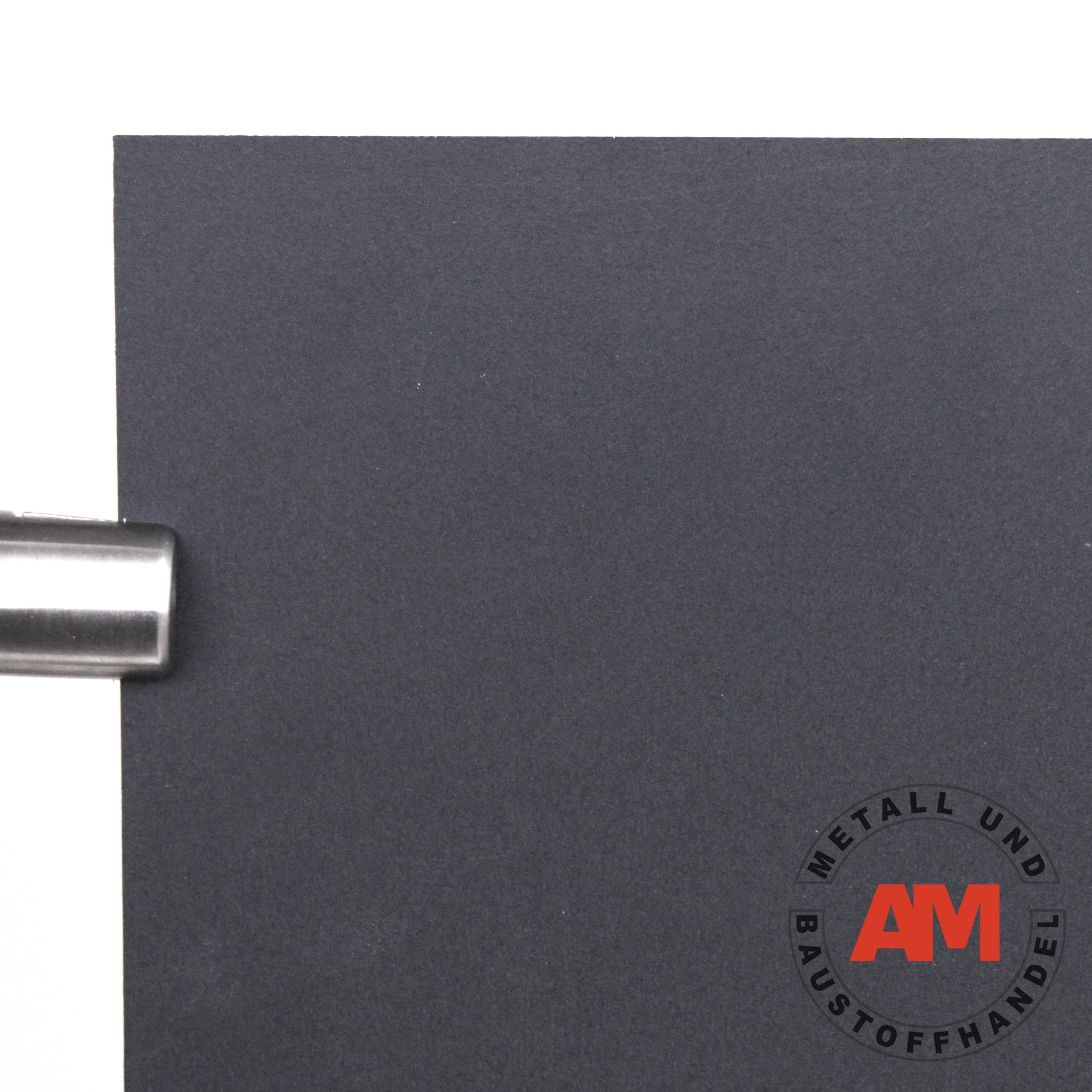 Alu Blech Zuschnitt TA-Falz RAL 7016 Anthrazitgrau Aluminium ...