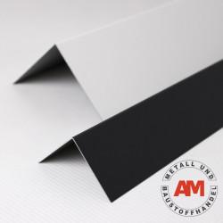 Aluminium Winkel RAL 9010 Reinweiß