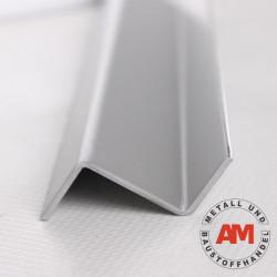 Aluminium Winkel eloxiert E6/EV1