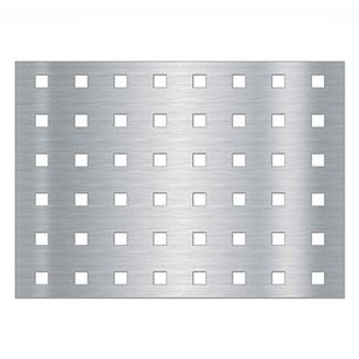 Lochbleche aus Edelstahl 1.4301 - Zuschnitt nach Maß | Alex Metall