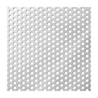 Lochbleche aus Aluminium - Zuschnitt nach Maß | Alex Metall